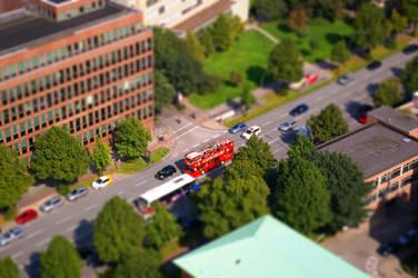 Miniature Hamburg II by Mako77