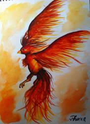 Phoenix by Laranne