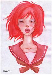 Red by Doku-Aya