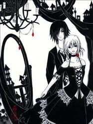 Takuya + Kokoro : Gothic theme by Kie-chan
