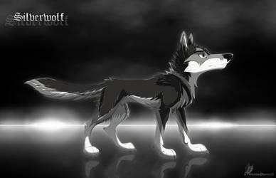 SilverWolf by Shadowphoenix21
