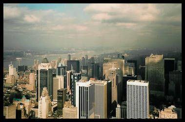 New York by mordoc