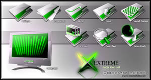 Xtreme Naija Icon Set 2 by CNARIO