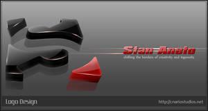 Stan Aneto Logo by CNARIO