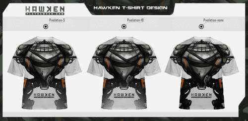Hawken T-Shirt design by Giar3579