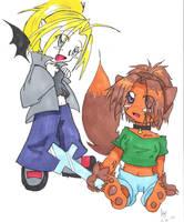 Great Friends by Sickness335
