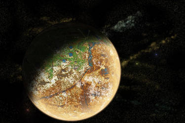 Terraforming by st0rmblade