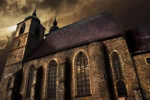 St. Jacob church - Jihlava by jbem