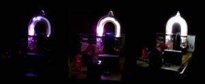 strobe light in action by jbem