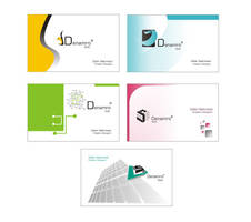 business card by Designbolts