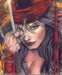 Elektra by ooosvn