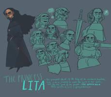 Little Lita by anonbea