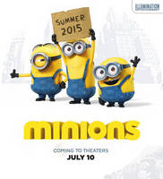 Minions Poster by Ghostbustersmaniac