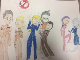 Buster Quarrel by Ghostbustersmaniac