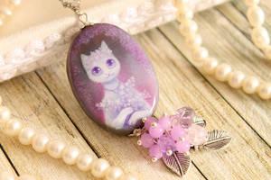 Lilac dreams by LunarFerns