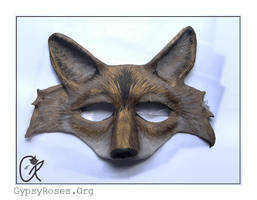 Coyote Mask by che4u