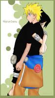 NARUTO: Huggamomma by kataru