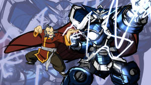 Leaves on the Vine Gundam by Drbuffalo
