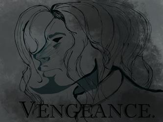 Vengeance {Gankutsuou} by moot3100