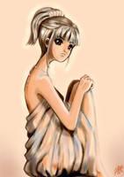 Manga with photoshop by HannaPhilip