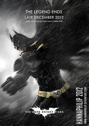 WAITING FOR DARK KNIGHT RISE HOTTOYS by HannaPhilip