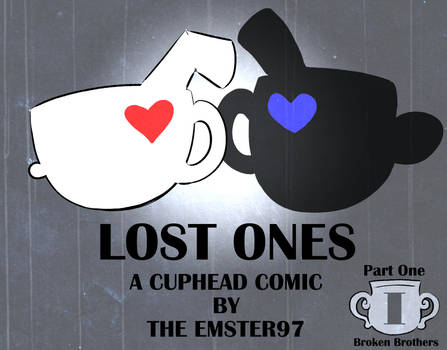 Lost Ones Chapter 1 cover by TheEmster97