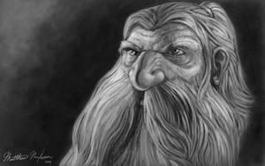 Dwarf Portrait by Kanaru92