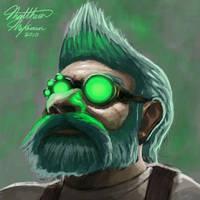 Gnome by Kanaru92
