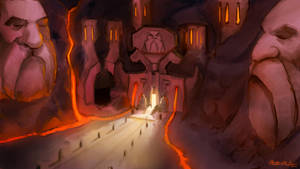 Dwarf City by Kanaru92