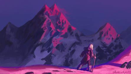 Mountains by Kanaru92