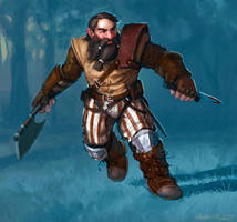 Dwarf by Kanaru92