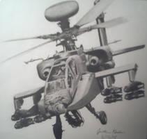 Helicopter by jongoodan