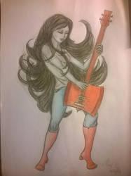 Marceline by Mwap