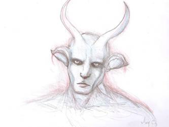 Demon 01 by Mwap