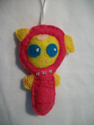 Mlpfim baby pony Fluttershy 1 by grandmoonma