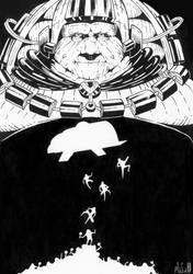EXOVERSE Alien Page 4 by VasilisGerkouMOGARD