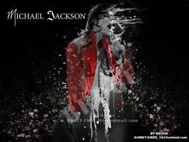 michael jackson 3 by ahmetbroge