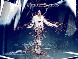 michael jackson 8 by ahmetbroge