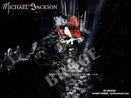 michael jackson 9 by ahmetbroge