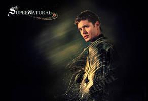 dean winchester supernatural by ahmetbroge