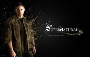 supernatural dean winchester by ahmetbroge