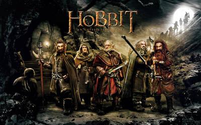 the hobbit by ahmetbroge