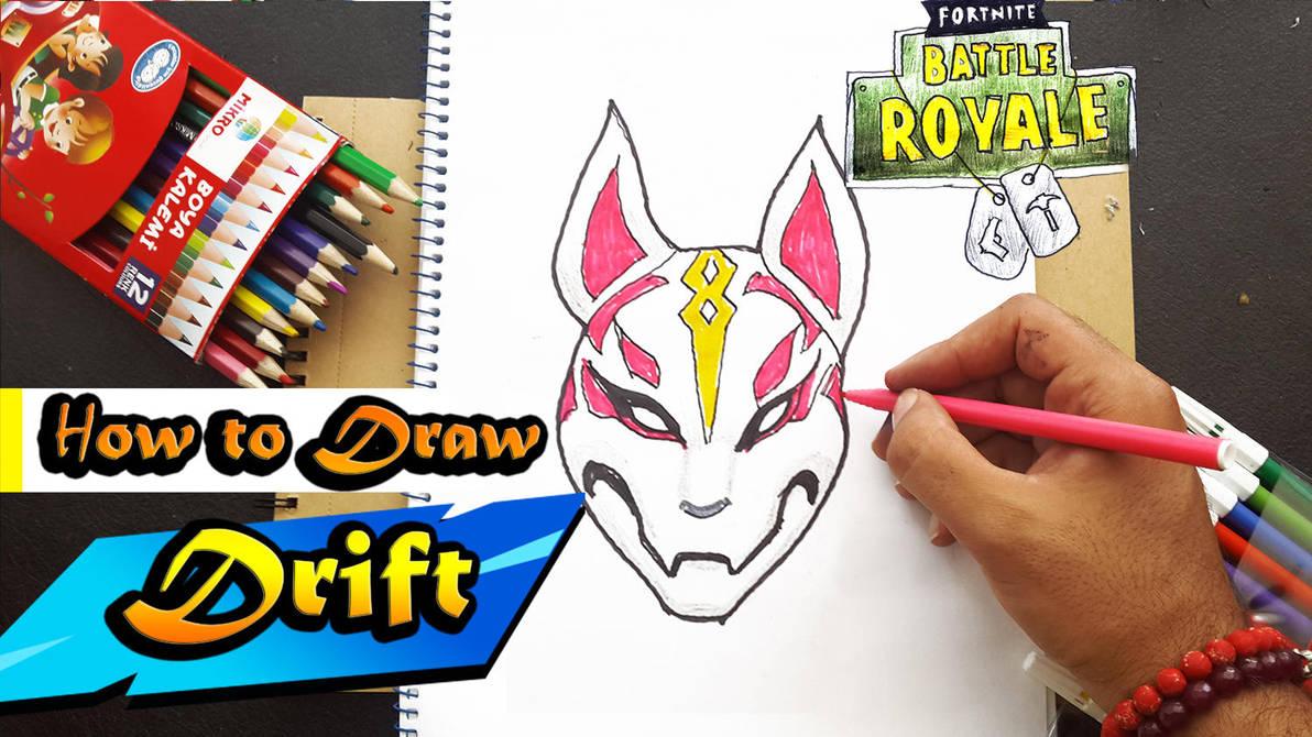 Dire Fortnite Drawing Easy Free V Buck N