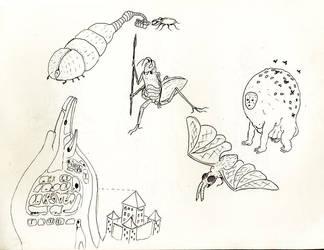 Swarm by Witpun