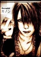 kanon the escapist bassist X_x by EternalEnd