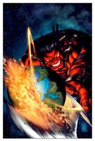 Hulk #35 by 7MoonLight7