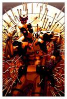Deadpool #11 by 7MoonLight7