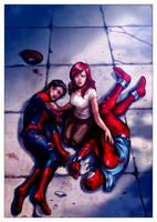 Spider-Man: The Clone Saga #5 by 7MoonLight7