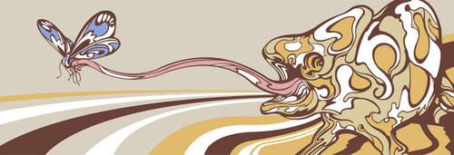 Acid Chameleon by MechanicalPumpkin