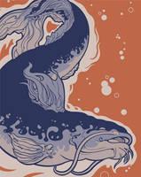 Orange Sodafish by MechanicalPumpkin
